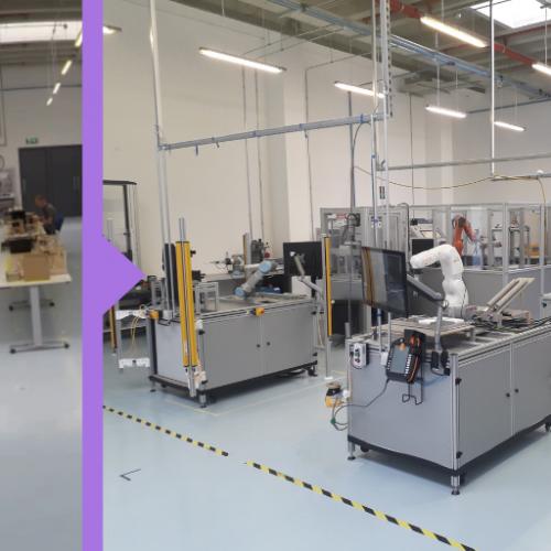Industrial IoT or IIoT Toolkit on the Factory Floor