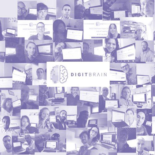 digitbrain project feature image