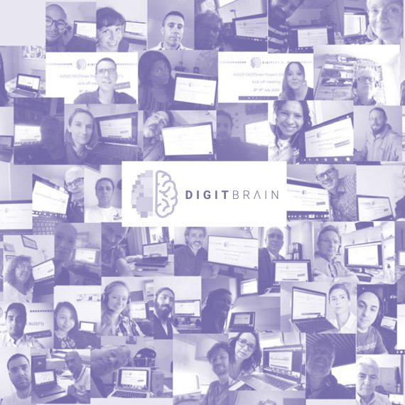 digitbrain project feature image