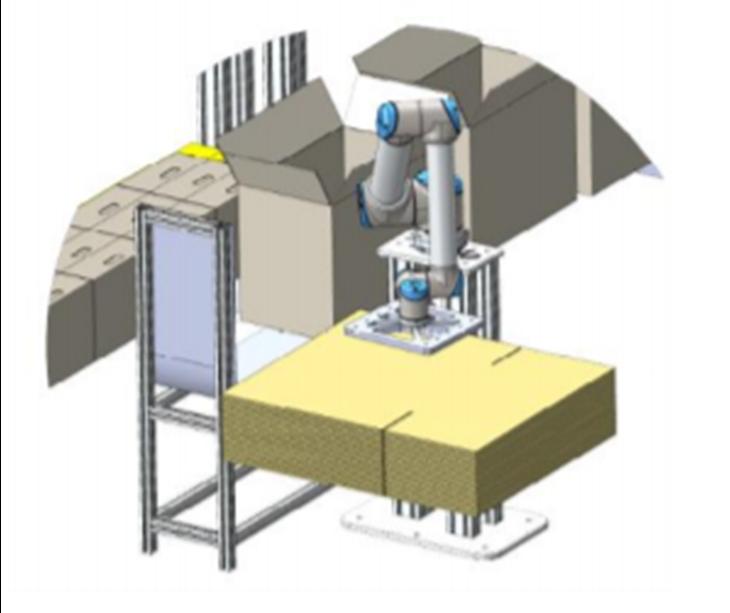 Figure 2. Case Erector UR5