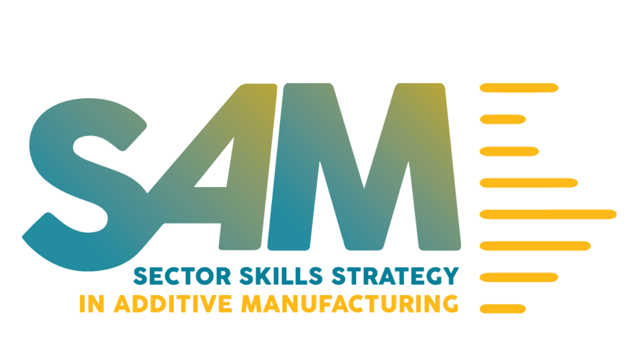 Sector Skills Strategy in Additive Manufacturing Project Logo
