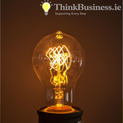 Lightbulb - Think Business Podcast with Barry Kennedy