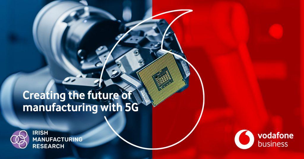 Vodafone and IMR 5G partnership