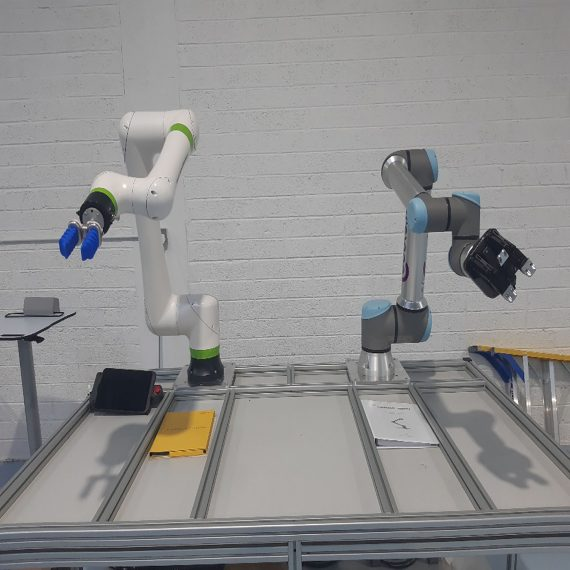 Fanuc CRX Collaborative Robotic