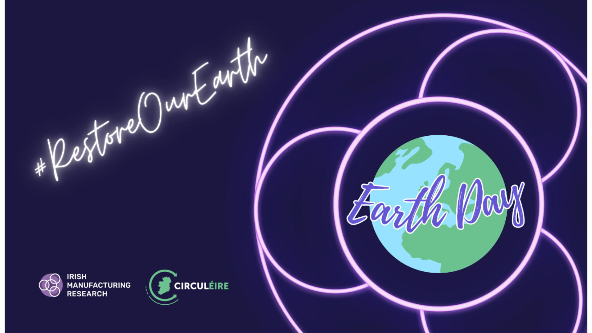 World Earth Day Restore our Earth
