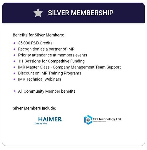 Silver Membership Image